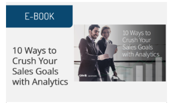 10 Ways to Crush Your Sales Goals with Analytics