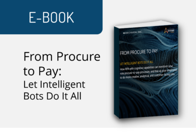 From Procure to Pay