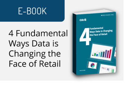 4 Fundamental Ways Data is Changing the Face of Manufacturing