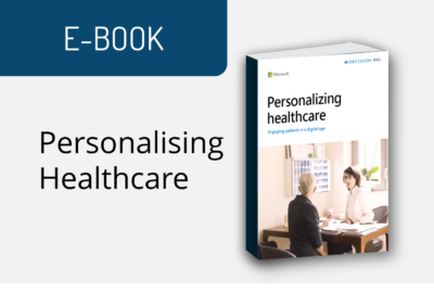 Personalising Healthcare: Engaging patients in a digital age