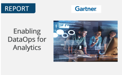 Enabling DataOps for Analytics