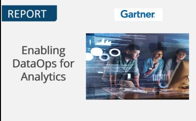 Enabling DataOps for Analytics