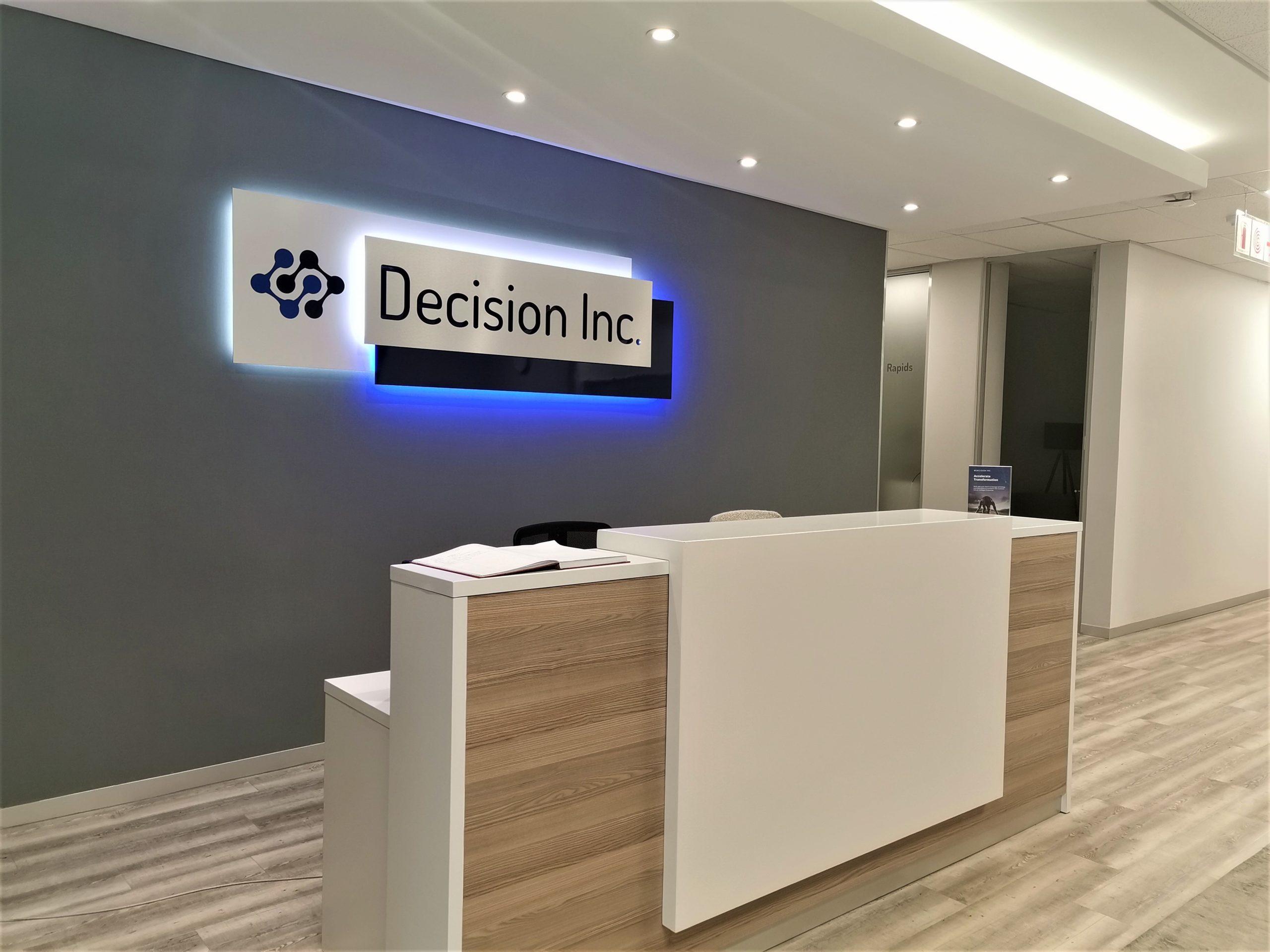 Decision Inc.