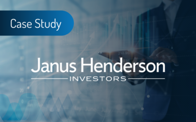 Janus Henderson reduces consolidation calculation time & financial close time with re-imagined SAP BPC group reporting solution.